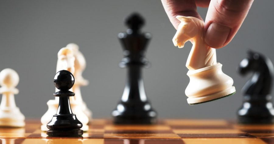 Join the Middletown North Chess Club