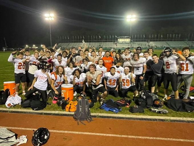 Middletown North Football Capture First Division Title Since 1983