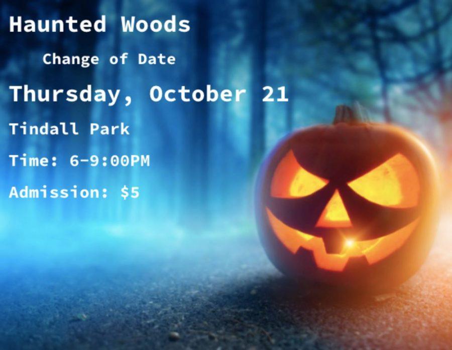 Haunted Woods Kicks Off Tonight