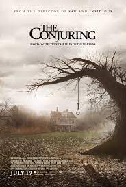 The Conjuring: A Perfect Halloween Movie Choice
